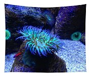 Giant Green Sea Anemone Tapestry