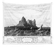 Gibraltar, 19th Century Tapestry