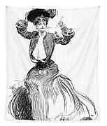 Gibson: Gibson Girl, 1904 Tapestry