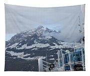Glacier Bay In Its Majesty Tapestry