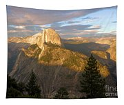 Glacier Point Glow Tapestry