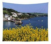 Glandore Village & Harbour, Co Cork Tapestry