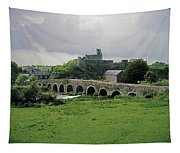 Glanworth Bridge, Funshion River, Co Tapestry