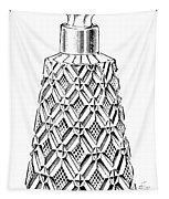 Glass Bottle, 1895 Tapestry
