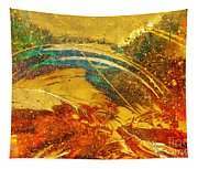 Glassworks Series-multicolor I Tapestry