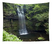 Glencar Waterfall, Co Sligo, Ireland Tapestry