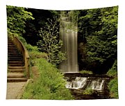 Glencar Waterfall, County Leitrim Tapestry