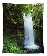 Glencar Waterfall, Yeats Country, Co Tapestry