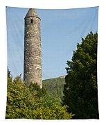 Glendalaugh Round Tower 10 Tapestry