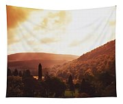 Glendalough, County Wicklow, Ireland Tapestry