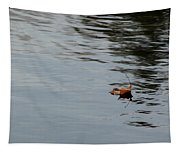 Gliding Across The Pond Tapestry