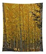 Glorious Aspens Tapestry