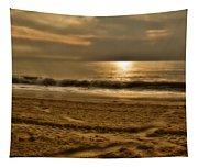Glowin' Ocean Tapestry