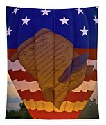 Glowing Constitution Tapestry