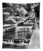 Gnoll Country Park 4 Mono Tapestry