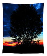 God's Creation Tapestry