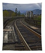 Gold Hill Crossing Tapestry