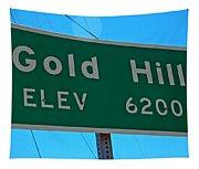 Gold Hill Tapestry