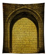 Golden Arch Tapestry