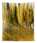 Golden Autumn Forest Tapestry