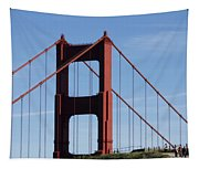 Golden Gate North Tower Tapestry