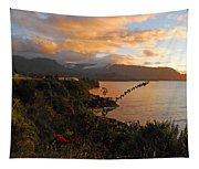 Golden Hour Tapestry