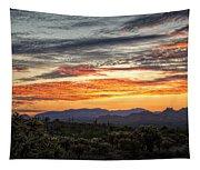 Golden Morning  Tapestry