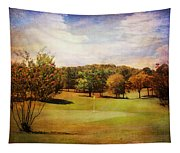 Golf Course IIi Tapestry
