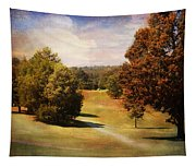 Golf Course Iv Tapestry