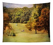 Golf Course V Tapestry