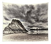 Goscar Rock Tenby Cream Tapestry
