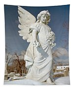 Gothic Blue Sky Tapestry