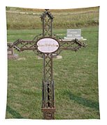 Gothic Grave Marker Tapestry