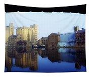 Grand Canal, Dublin, Co Dublin, Ireland Tapestry