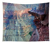 Grand Canyon A Place To Stand Tapestry