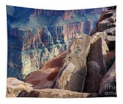 Grand Canyon Roxie Roller Tapestry