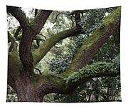 Grand Dame Of Savannah Tapestry
