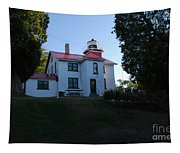 Grand Traverse Lighthouse Tapestry