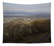 Grants Pass From The Hill Top Tapestry