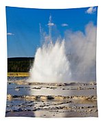 Great Fountain Geyser Tapestry