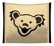 Greatful Dead Dancing Bears In Sepia Tapestry