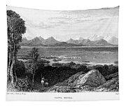 Greece: Levkas, 1832 Tapestry