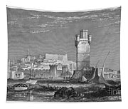 Greece: Rhodes, C1850 Tapestry
