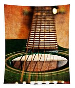 Green Gibson Tapestry