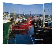 Greencastle, Lough Foyle, Co Donegal Tapestry