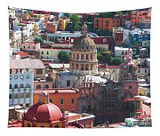 Guanajuato City Central Tapestry