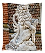 Guardian Lion Tapestry