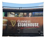 Guinness Storehouse Dublin - Ireland Tapestry