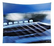 Guitar Abstract 4 Tapestry