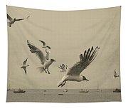 Gulls Tapestry